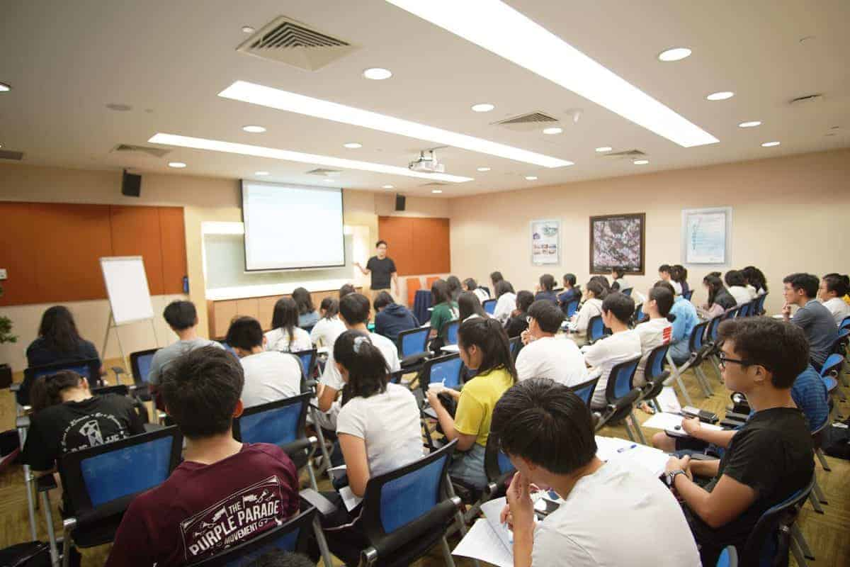 H2 Maths Lecture Tuition at NUS SFAH